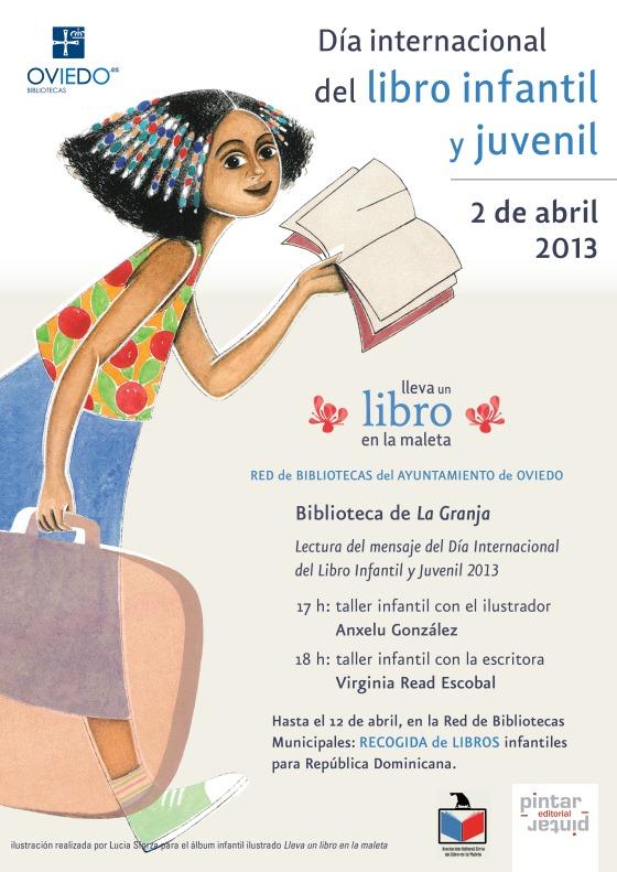 cartel dia del libro A3