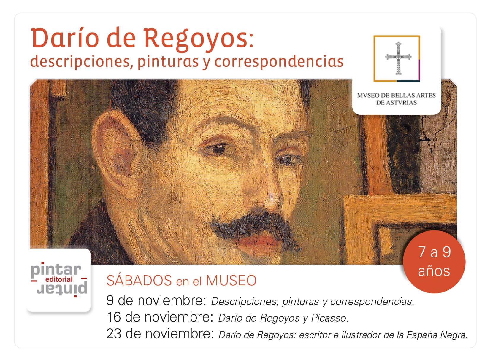 dario de regoyos: